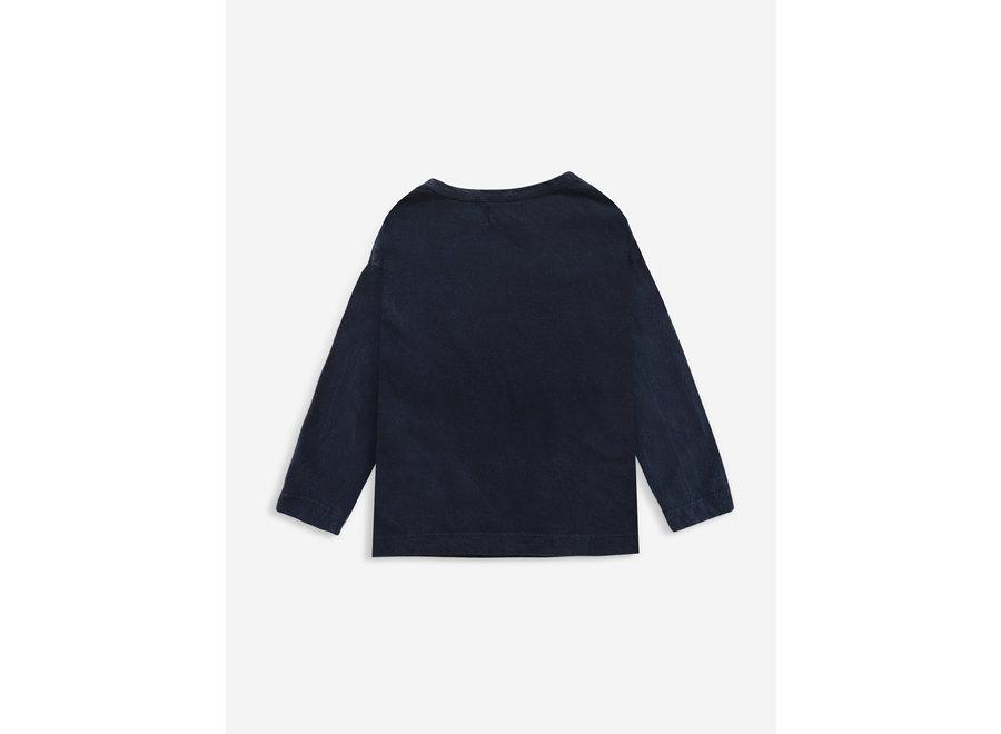 Bobo Choses long sleeve T-shirt Twilight Blue