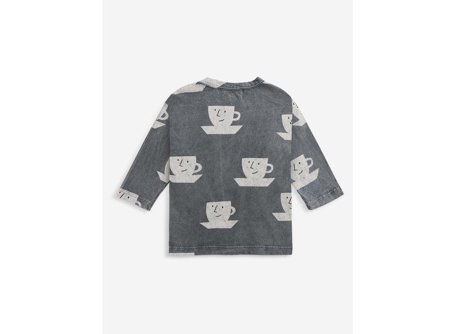 Cup Of Tea All Over long sleeve T-shirt December Sky