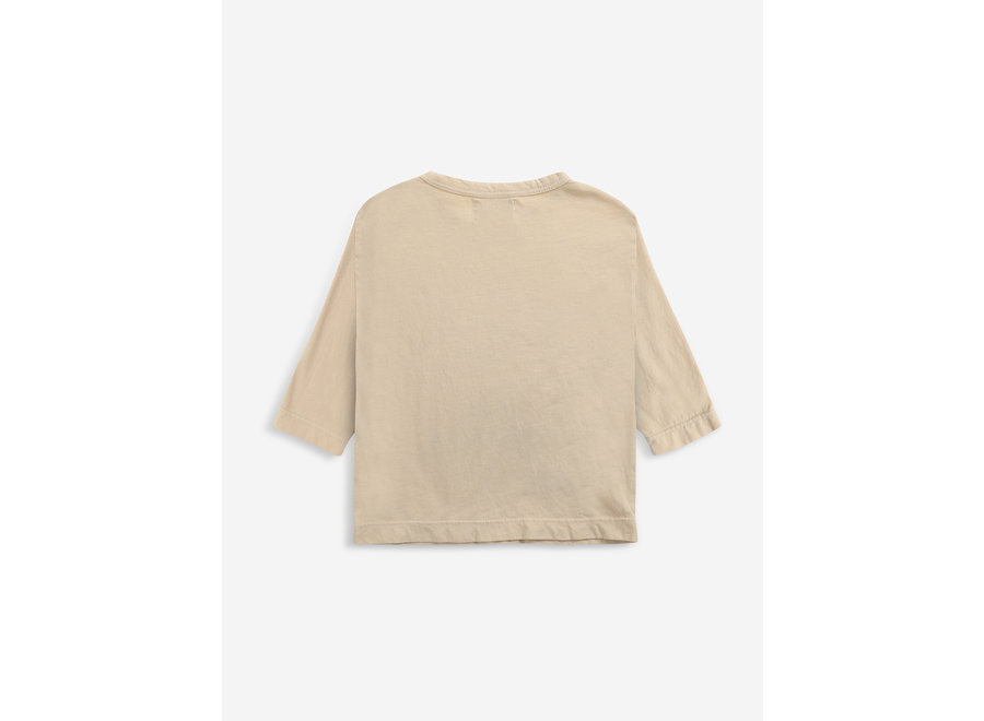 Birdie long sleeve T-shirt Soybean