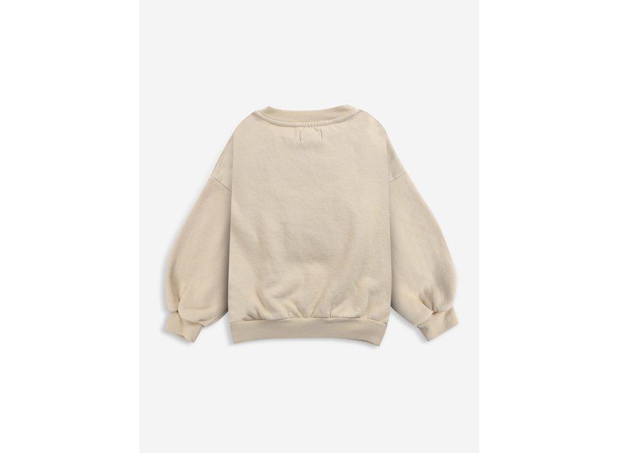 Bobo Choses sweatshirt Soybean