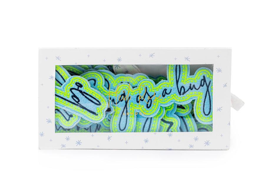 Augustus Patch Box Set- Blue/Green