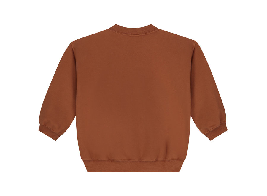 Baby Dropped Shoulder Sweater GOTS Autumn