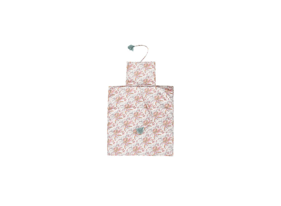 Changing Mat Olayde Cream French Flowers