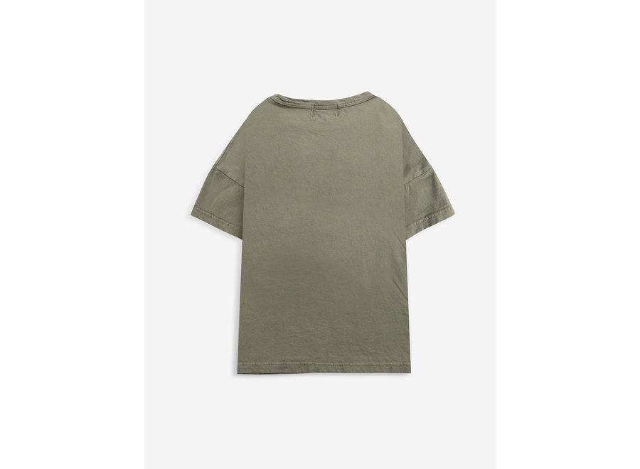 Birdie T-shirt Dried Herb