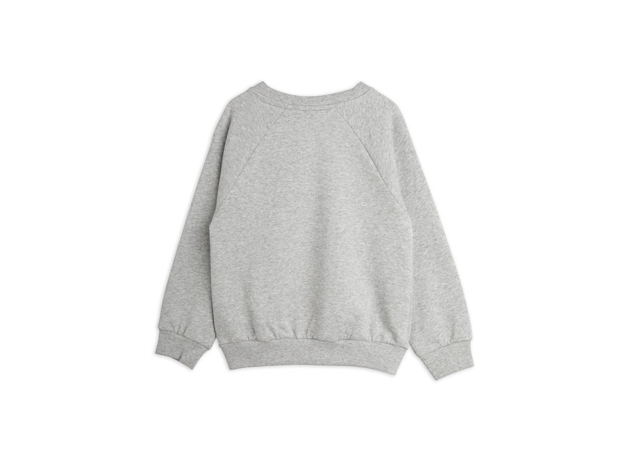Beaver Hike Sweatshirt Grey Melange