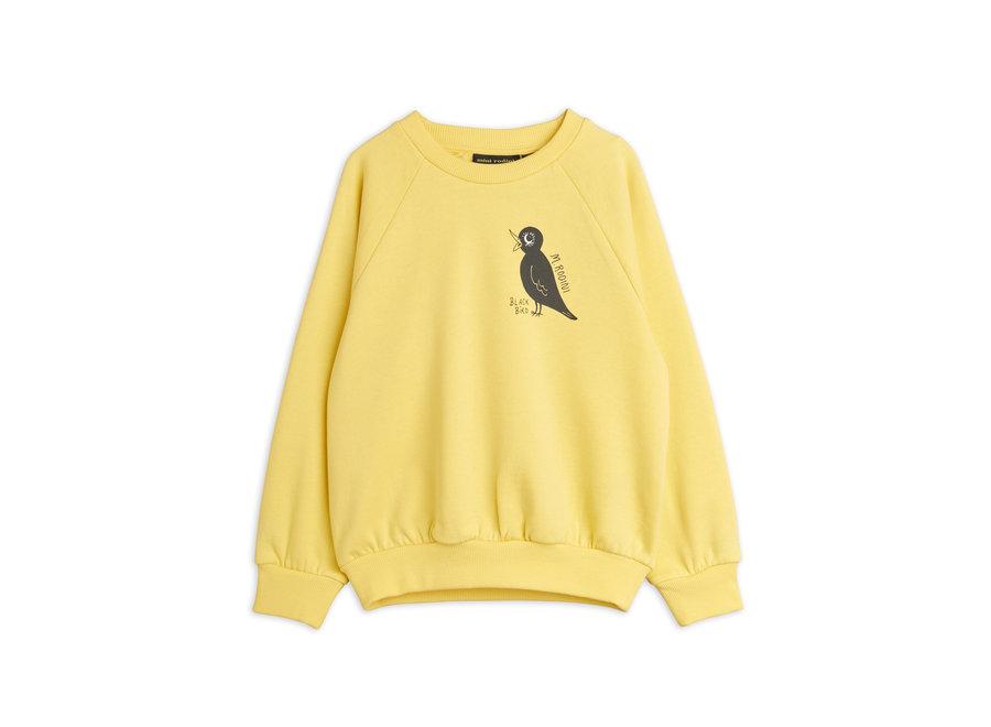 Blackbird Sp Sweatshirt Yellow