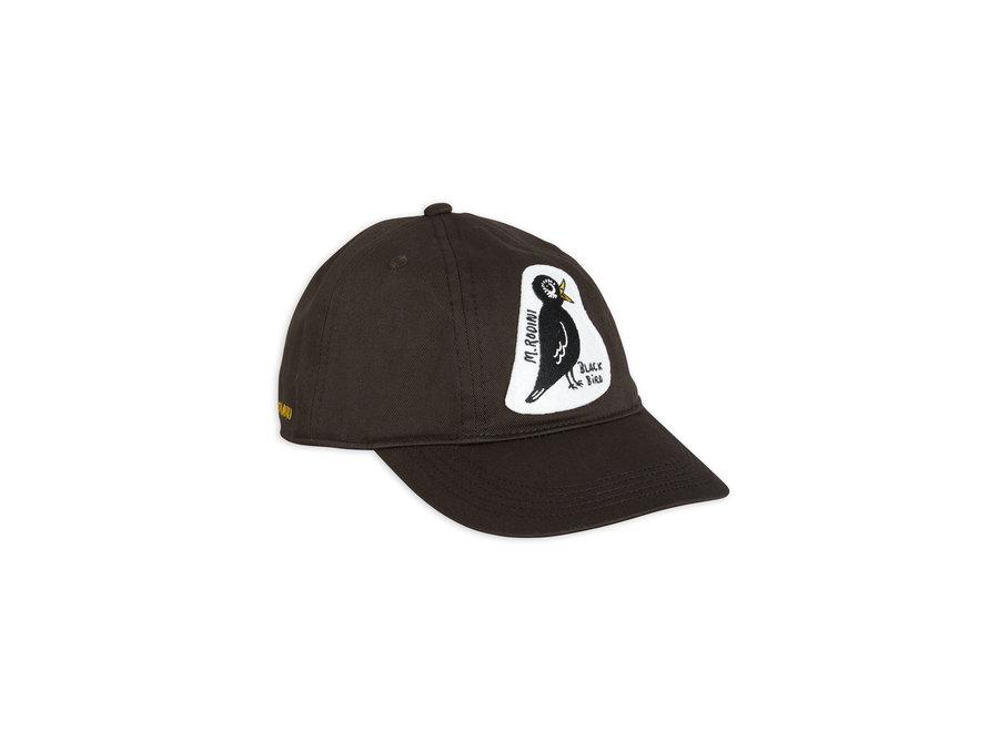 Blackbird Soft Cap Black