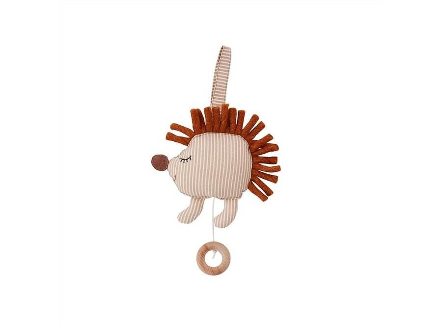 Hope Hedgehoge Music Mobile - Beige