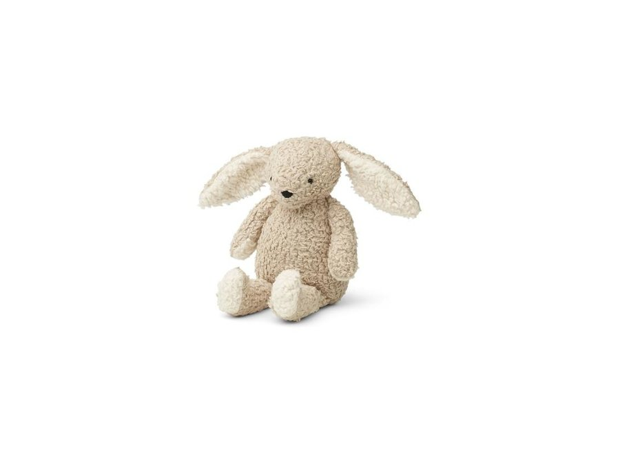Riley the Rabbit - Pale Grey