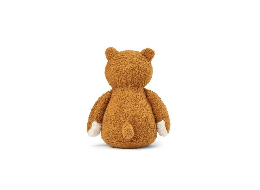 Barty the Bear - Golden Caramel