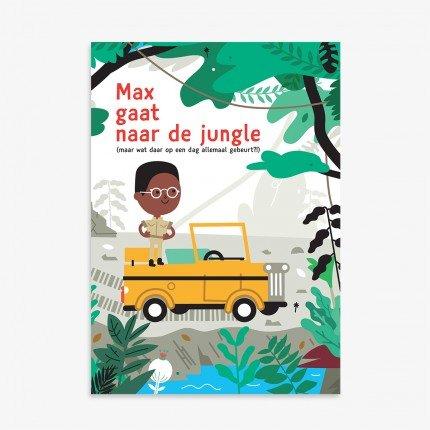 makii turbo grote kleurplaat jungle store of daydreams