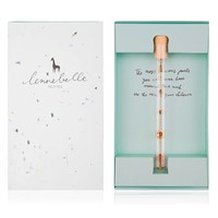 You make my wishes come true silver (shooting star) – bracelet