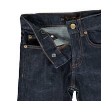 759969191 ... NEW NORTON raw denim blue Boy Woven 5 Pockets Straight Fit Jeans