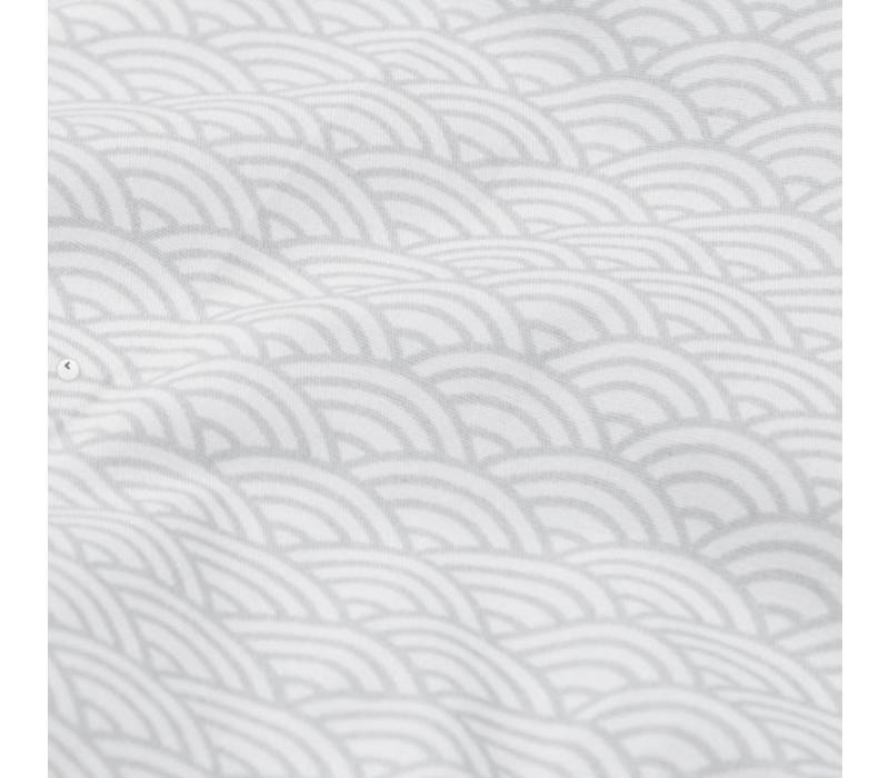 Changing Mat Grey Wave