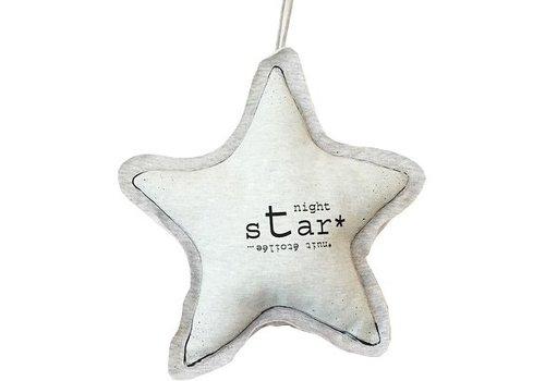 Le Petit M Le Petit M - Pillow Star - Glow in the dark pillow