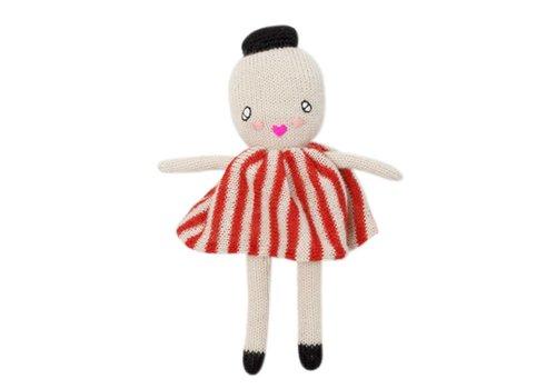LUCKYBOYSUNDAY Miss White Doll