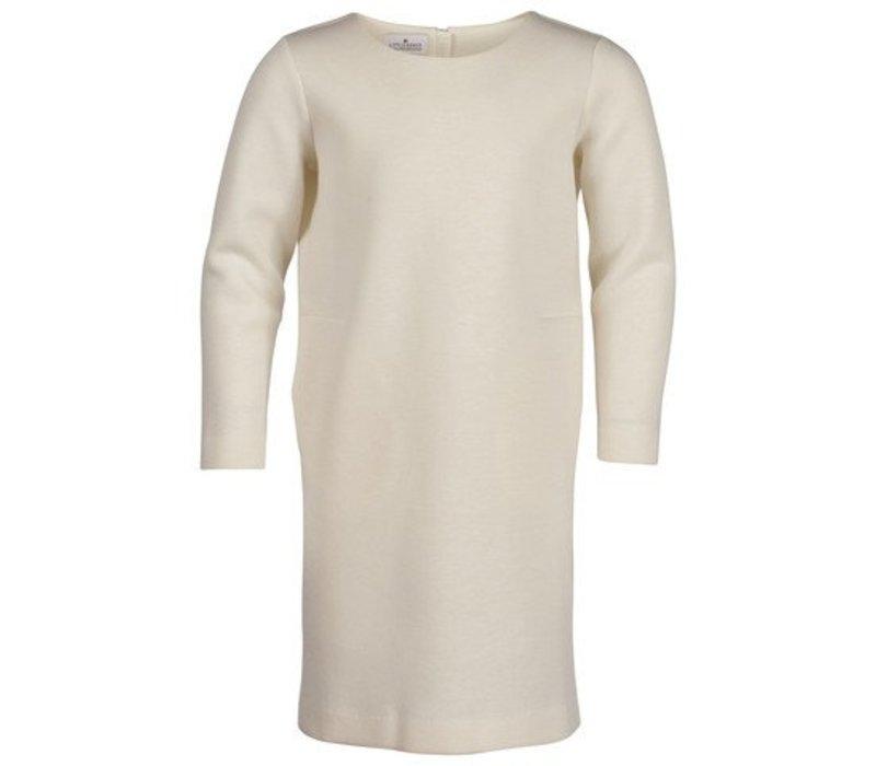 Jr Grace Straight Dress Cream