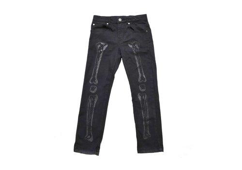 Stella McCartney Kids Pedro Washed Black Trousers