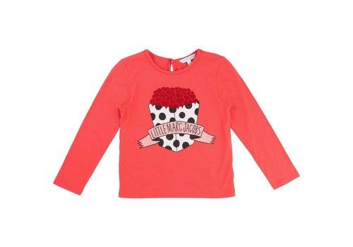 Tee-Shirt Manches Light Red, T-Shirt