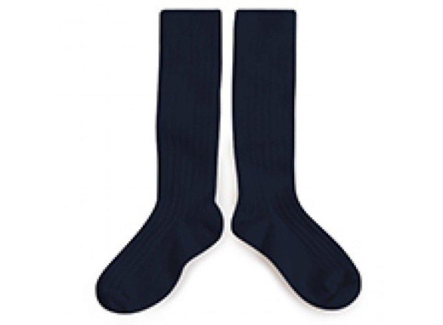 Knee socks - Nuit Etoillee - Collégien