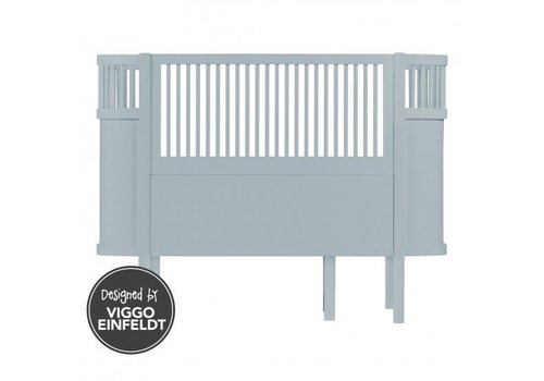 Sebra The Sebra Bed, Baby & Jr.  cloud blue