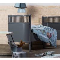 Baby en Junior meegroei bed - Wit