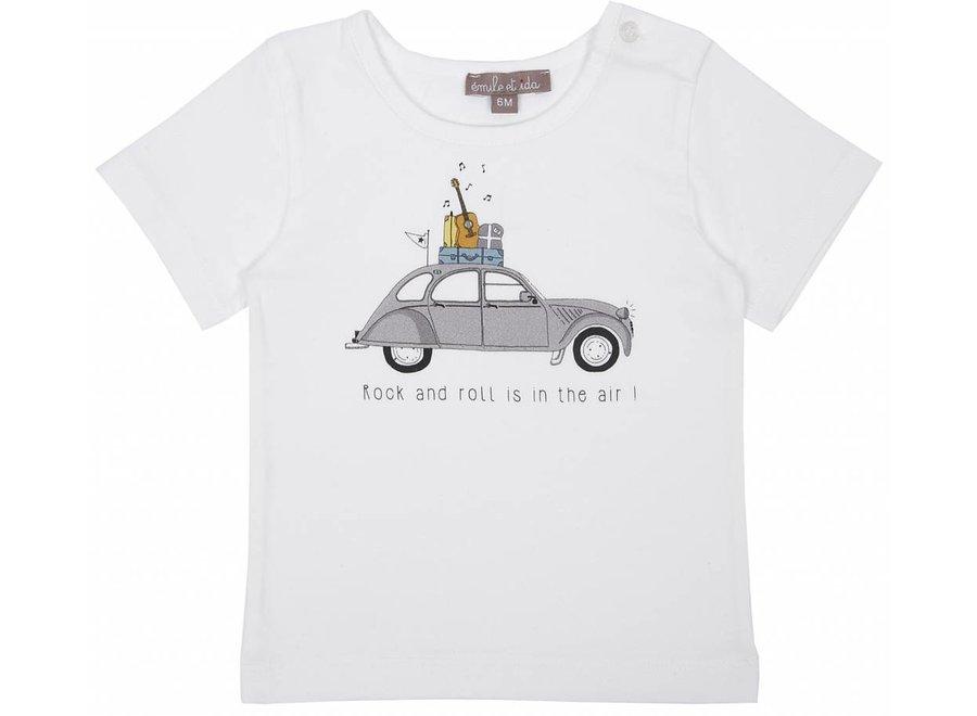 T-Shirt Sucre Rock