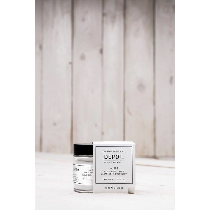- Pre & Post Shave Cream (No.401)