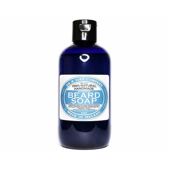 - XL Beard Soap (250ml) - Fresh Lime