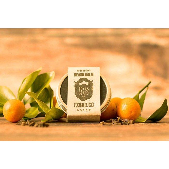- Citrus Clove (Baardbalsem), baardwax