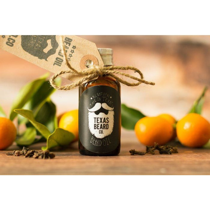 - Citrus Clove (Baardolie)
