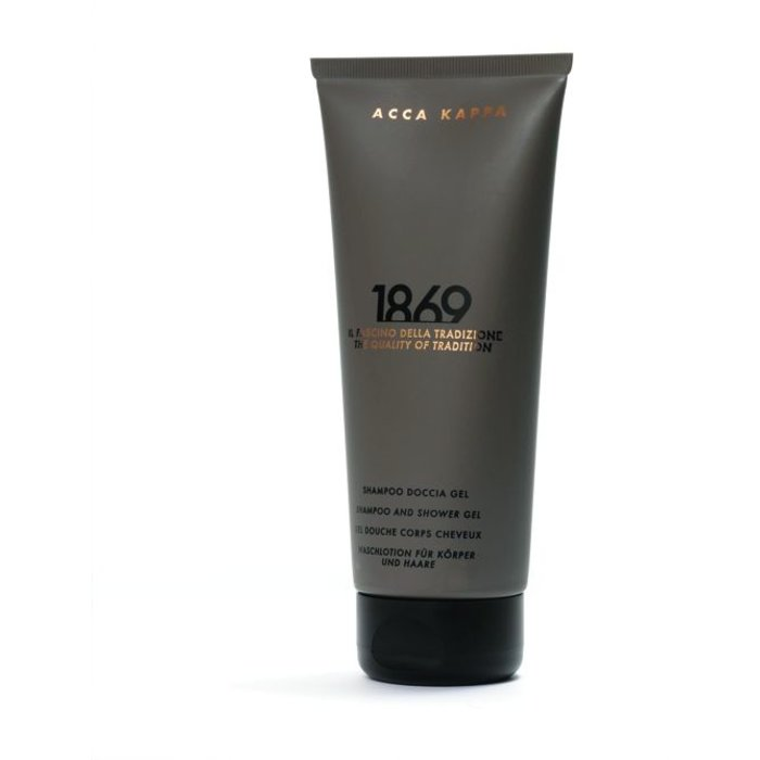 - 1869 Shampoo & Shower Gel