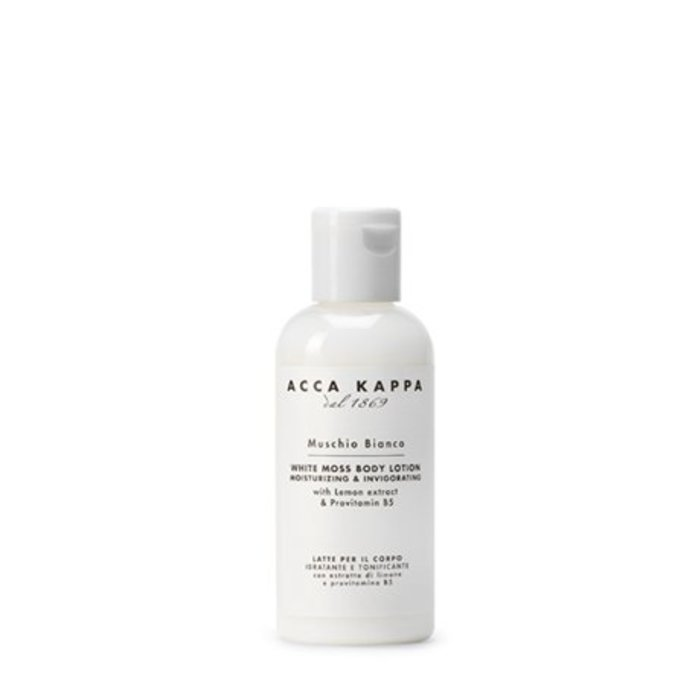 - Muschio Bianco Body Lotion