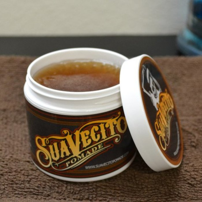 - Pomade (water soluble)