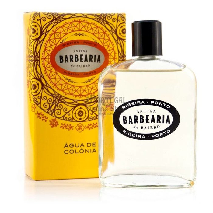 - Aftershave Lotion of parfum