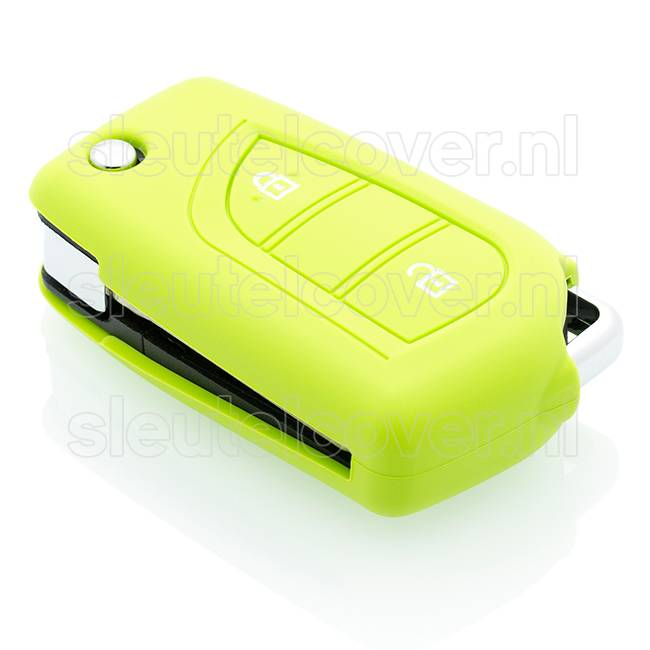 Citroën SleutelCover - Lime