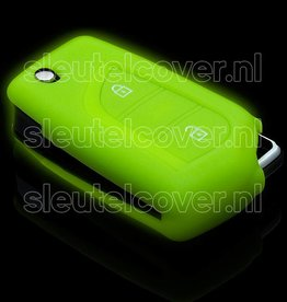 Peugeot SleutelCover - Glow in the Dark