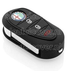 Alfa Romeo SleutelCover - Zwart