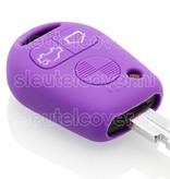 BMW SleutelCover - Paars / Silicone sleutelhoesje / beschermhoesje autosleutel