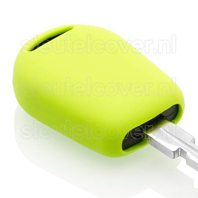 BMW SleutelCover - Lime