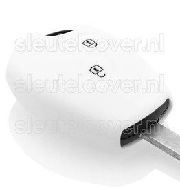 Dacia SleutelCover - Wit