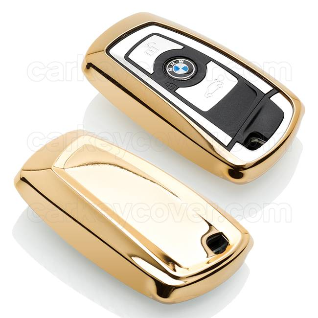 BMW SleutelCover - Goud (Special)