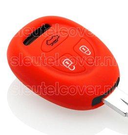 Saab SleutelCover - Rood
