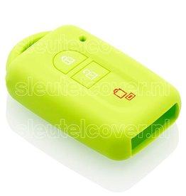 Nissan SleutelCover - Lime groen