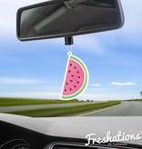 Freshations Auto luchtverfrisser | Summer - Watermelon | Fruit Cocktail