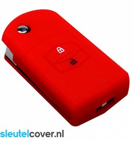 Mazda SleutelCover - Rood