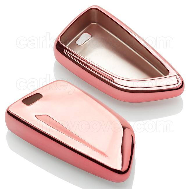 BMW SleutelCover - Rose Goud (Special)