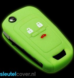 Chevrolet SleutelCover - Glow in the Dark