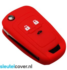 Chevrolet SleutelCover - Rood