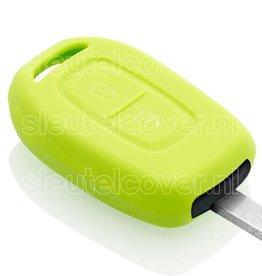 Dacia SleutelCover - Lime
